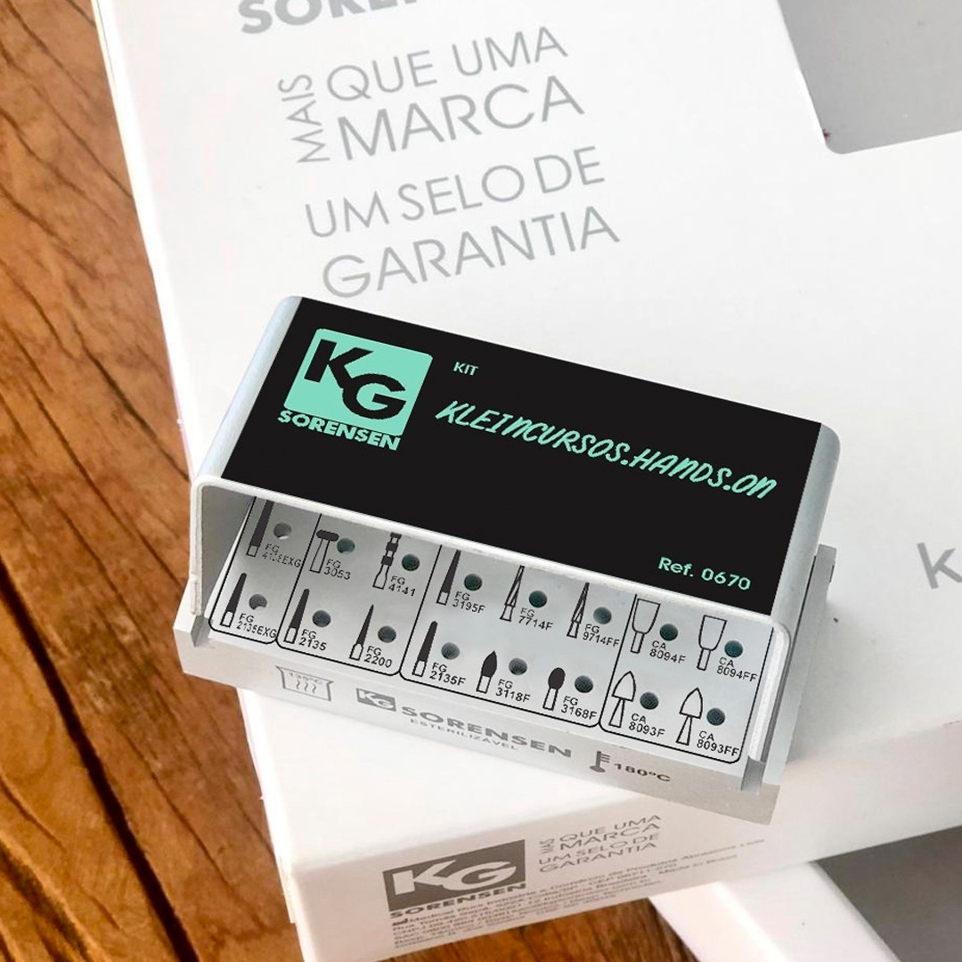 Kit KLEINCURSOS.HANDS.ON