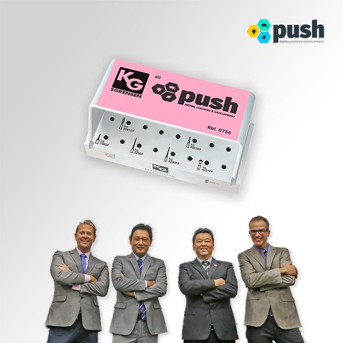 KIT PUSH - Ref. 0756 - KG SORENSEN