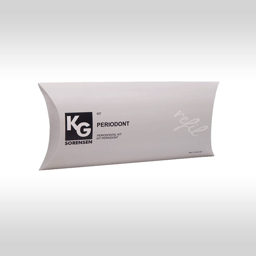 Kit Refil Periodont - Ref. 6740RF - KG SORENSEN