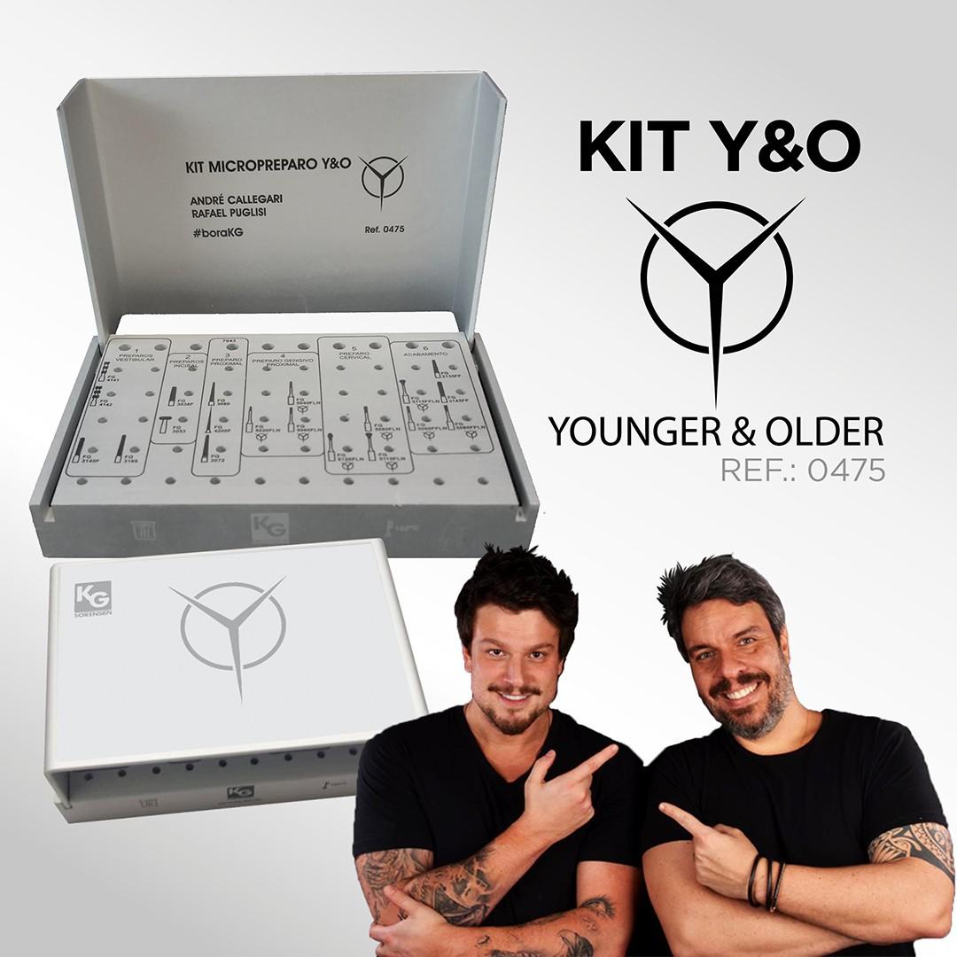 Kit Y&O - Rafael Puglisi e Andre Callegari