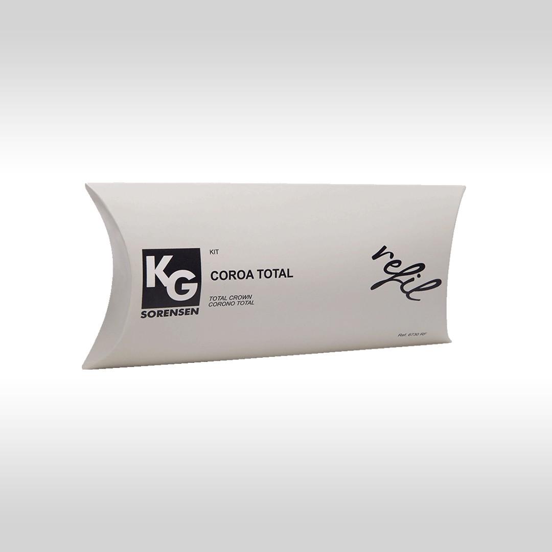 Kit Refil Coroa Total