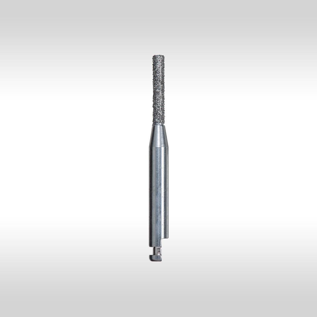 Ponta Diamantada Cilíndrica Topo Plano CA 80 (Baixa Rotação) - KG Sorensen