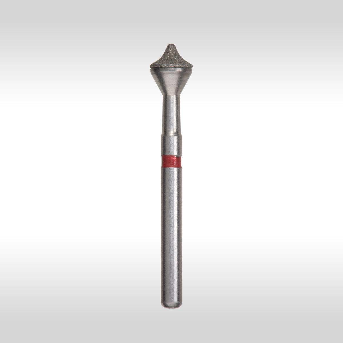 Ponta Diamantada Cônica Topo em Chama FG 4323F -KG Sorensen