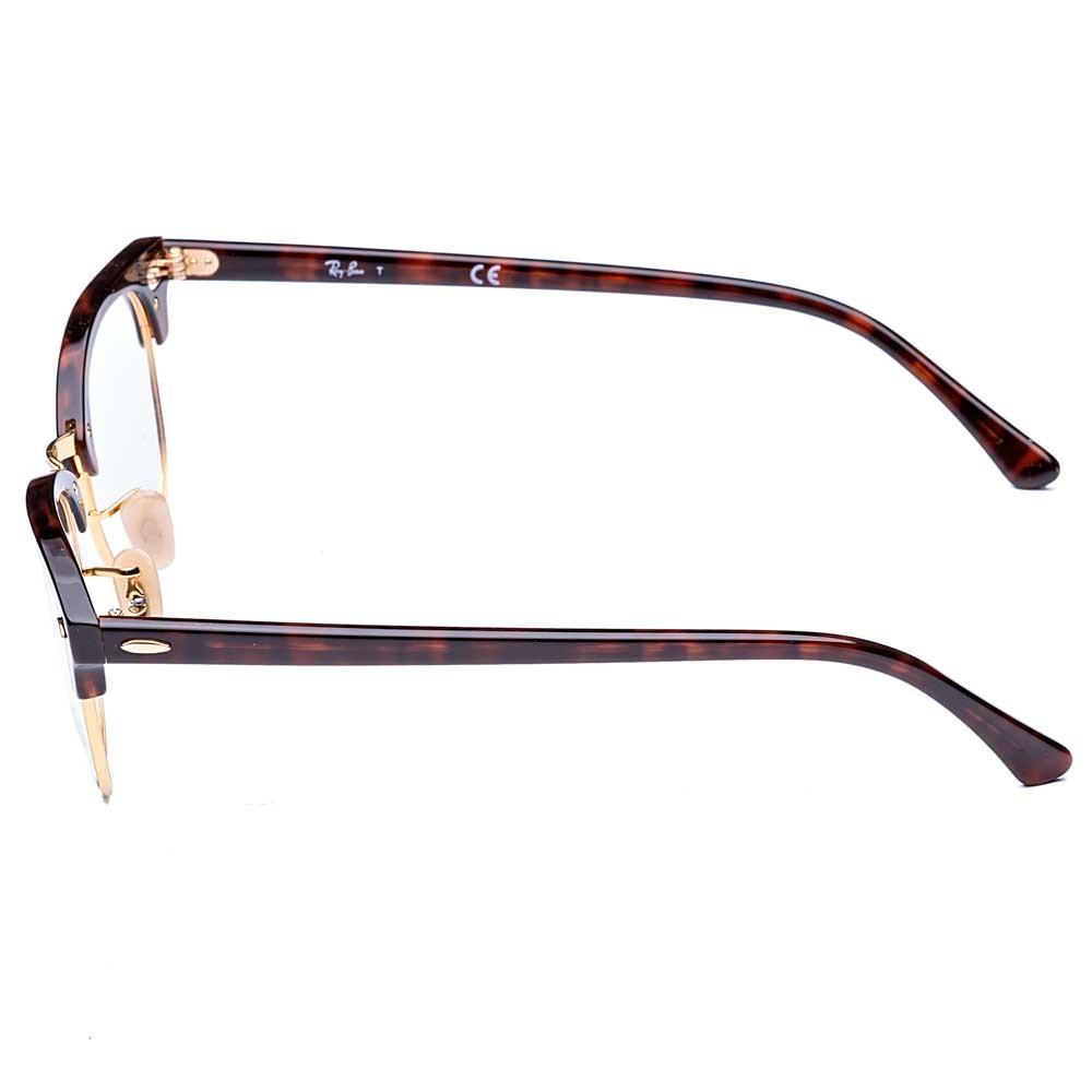 Armação Clubmaster Optics + Lentes