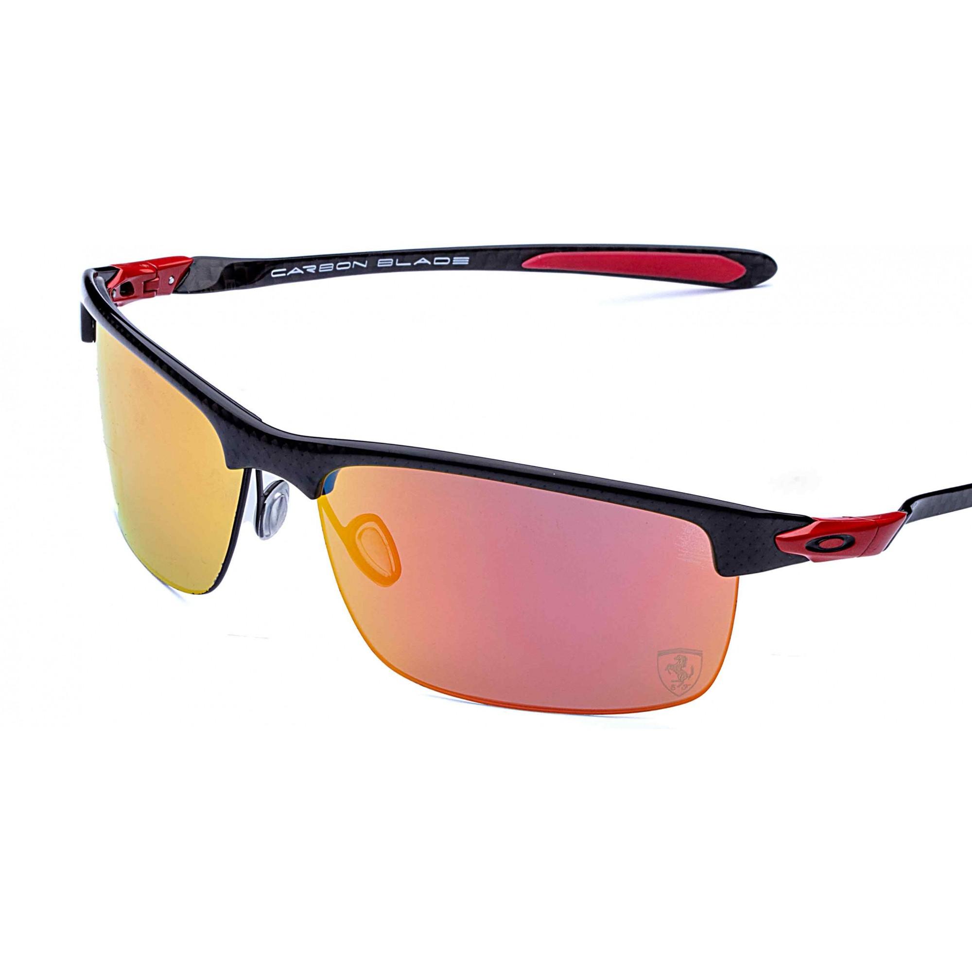 Óculos de Sol Carbon Blade Ferrari Oakley