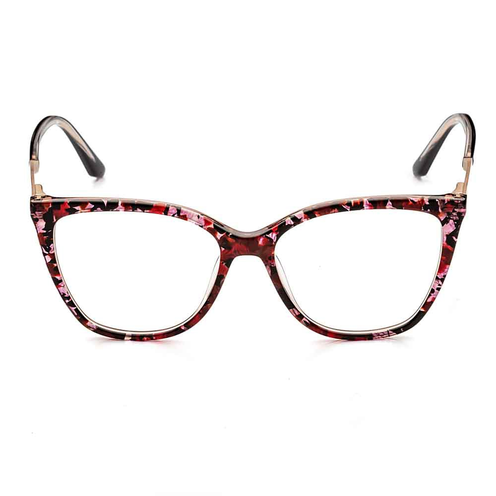 Óculos de Grau Clare Rafael Lopes Floral