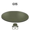 G-15 (Verde Escuro)