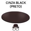 Lente Cinza Black