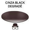 Lente Cinza Black Degradê