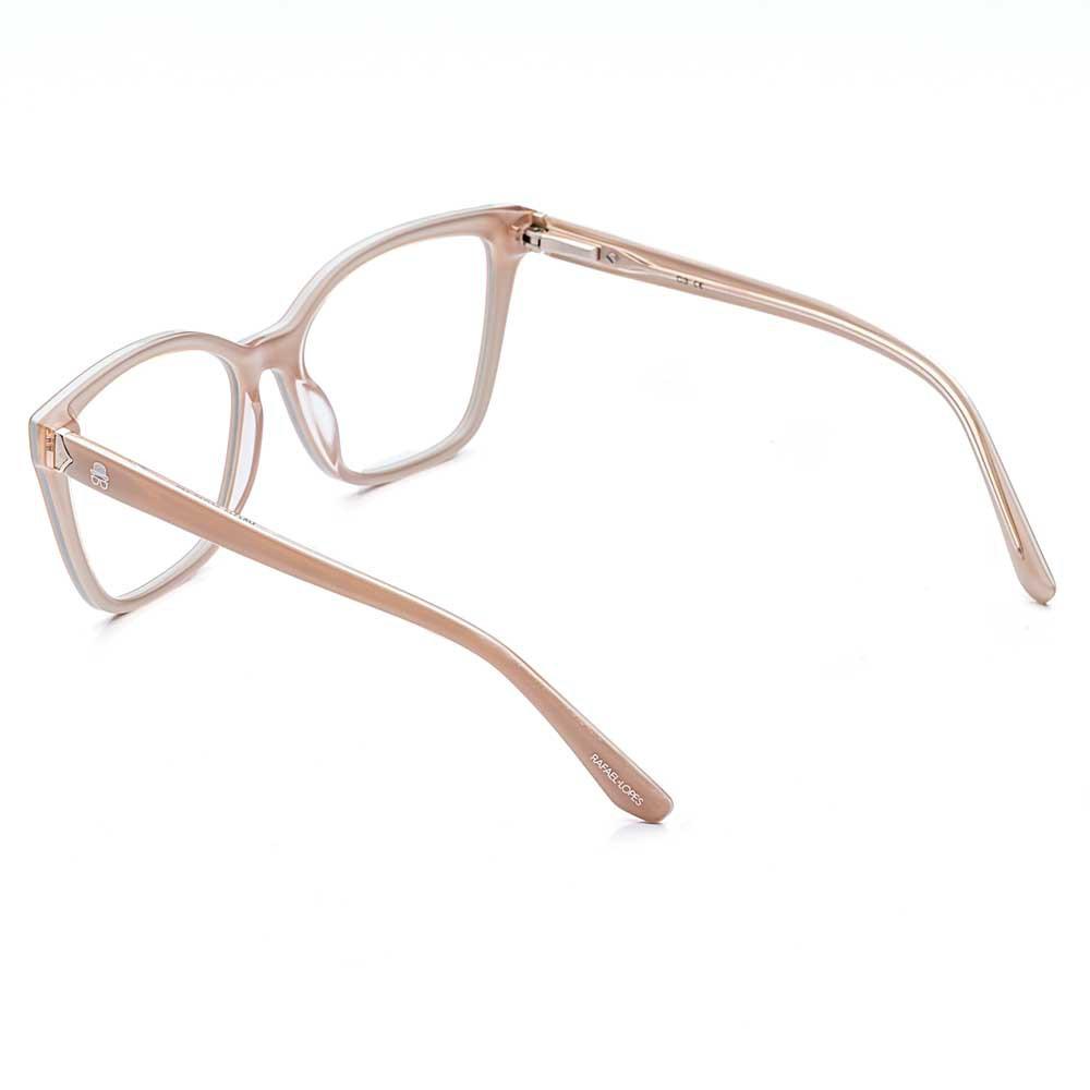 Óculos de Grau Milla Rafael Lopes Nude