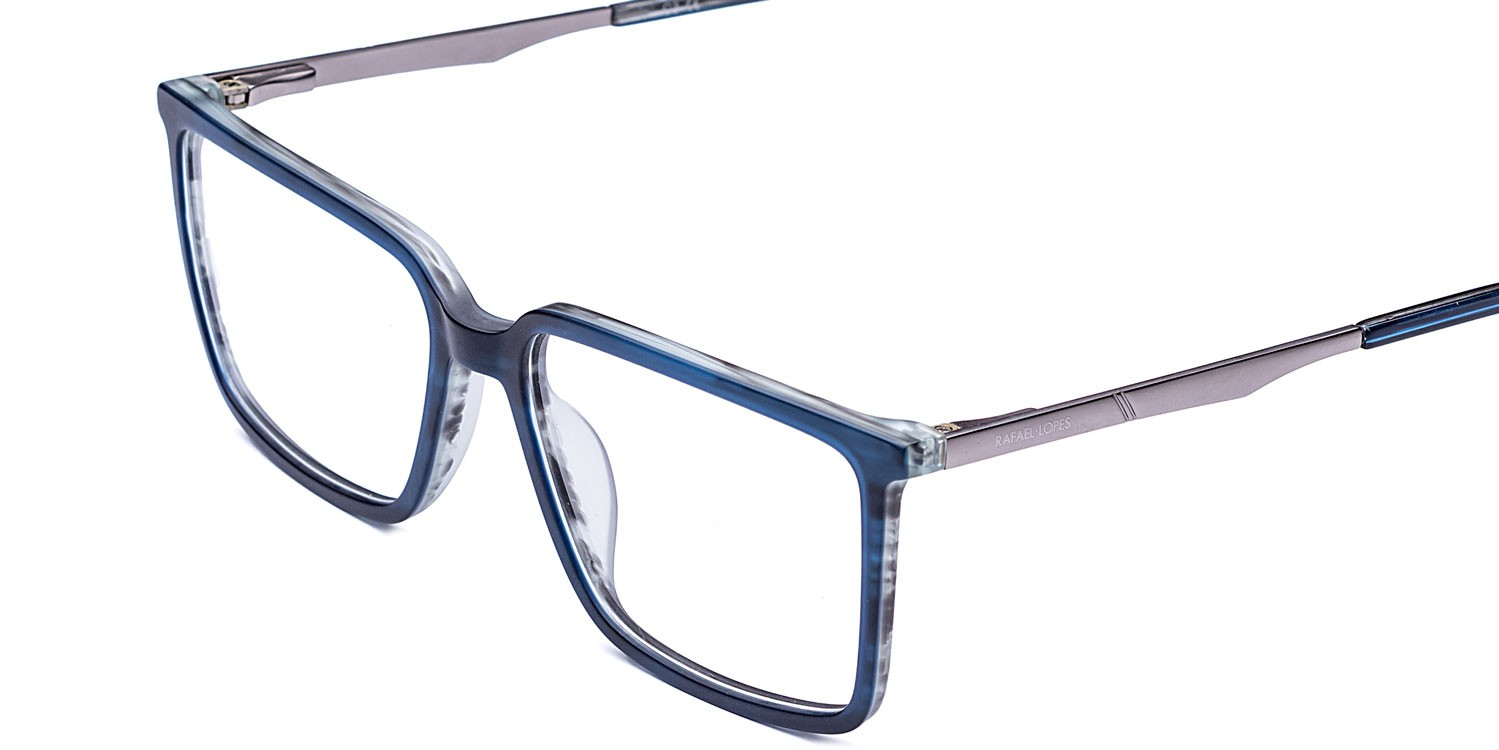 Óculos de Grau Cleo Rafael Lopes
