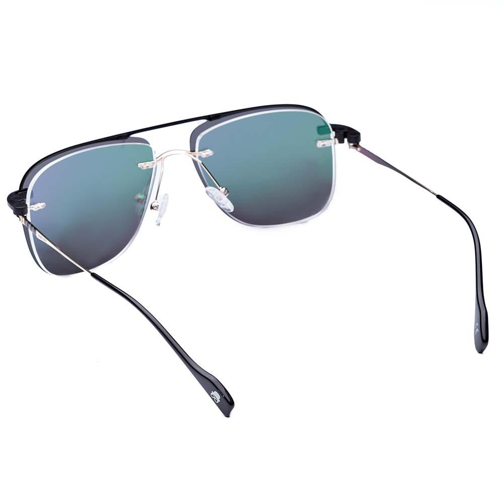 Óculos de Grau Clip On Brooklyn Rafael Lopes Eyewear