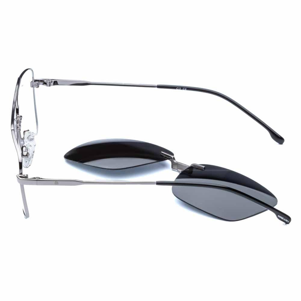 Corleone Clip On - Rafael Lopes Eyewear