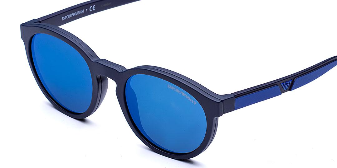 Óculos de Grau Clip On Emporio Armani EA 4152 5759-1W 52 ON - Original