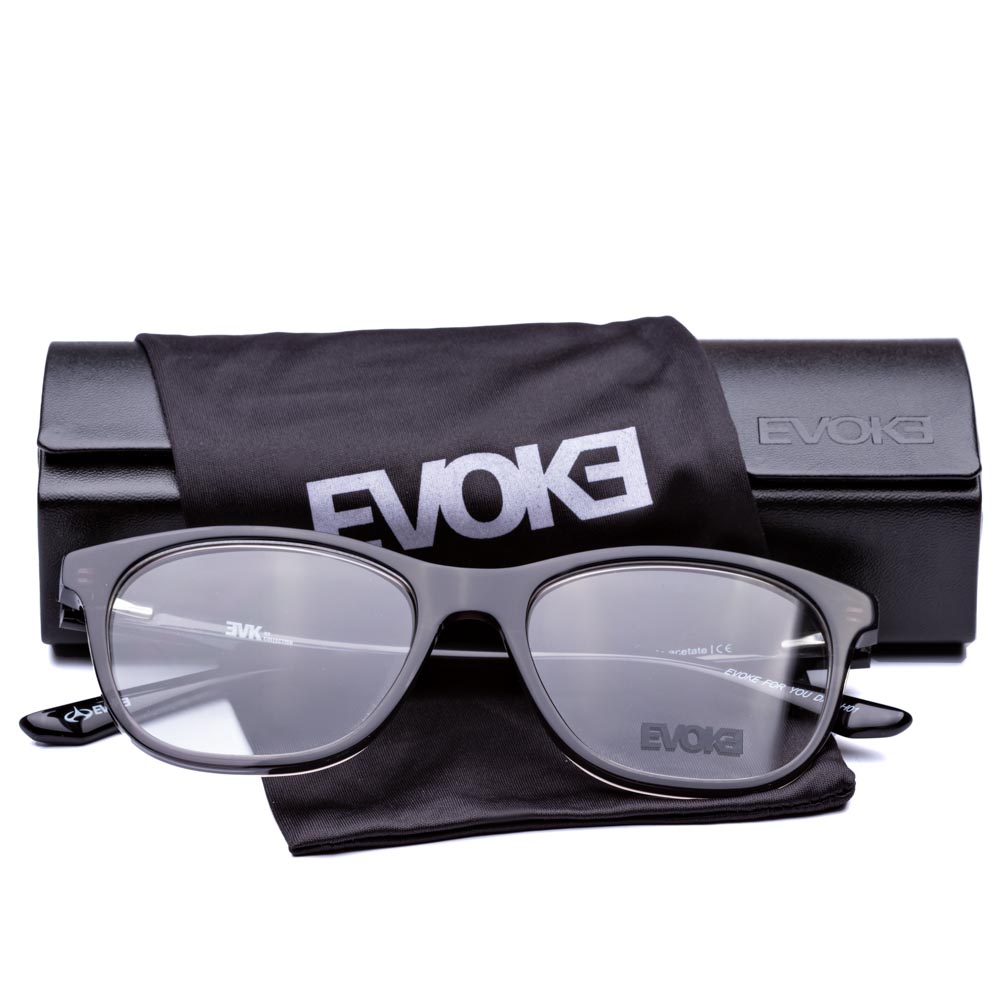 Óculos de Grau EVOKE FOR YOU DX49 H01 - Original