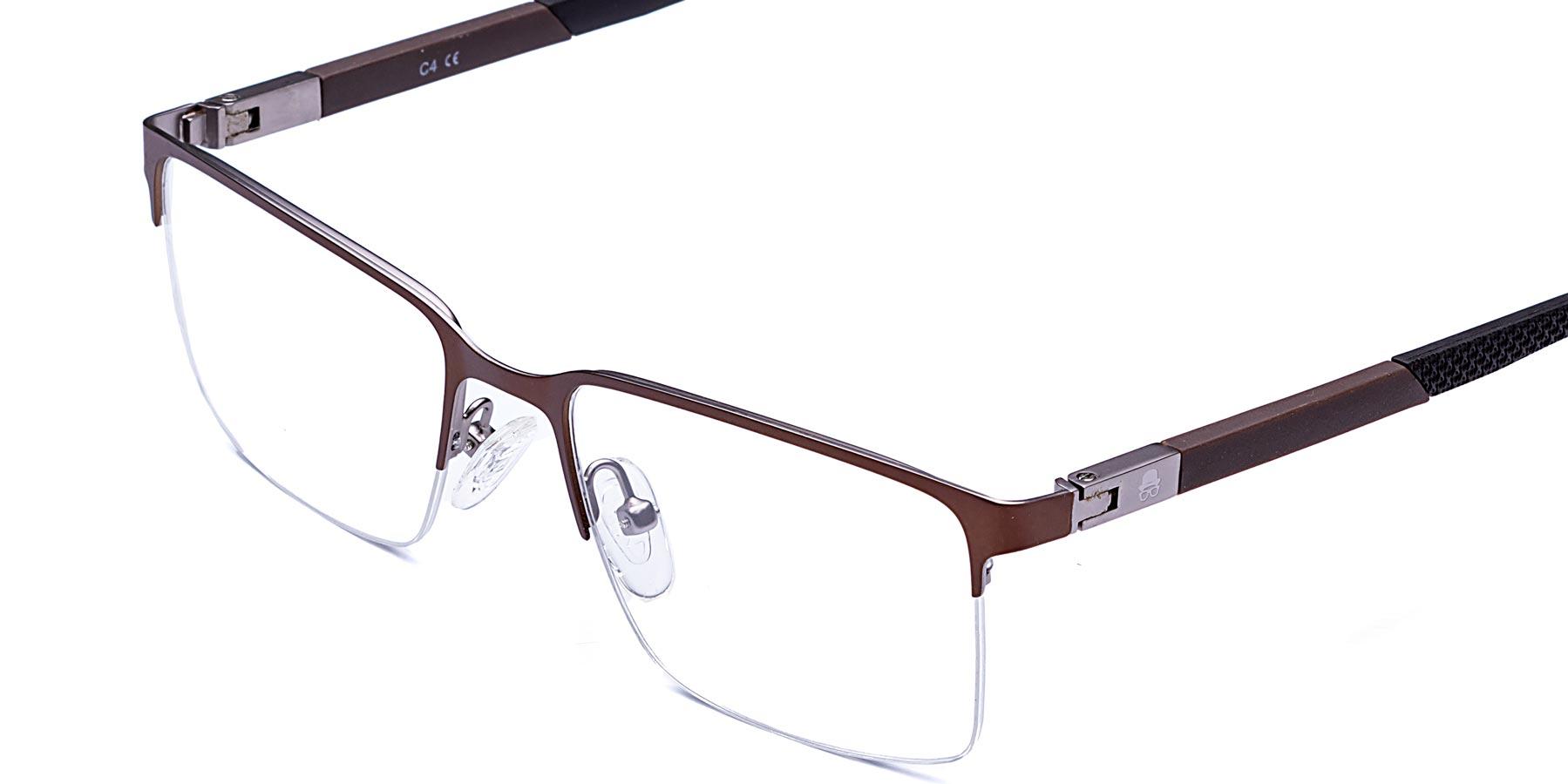 Óculos de Grau Spartacus Rafael Lopes