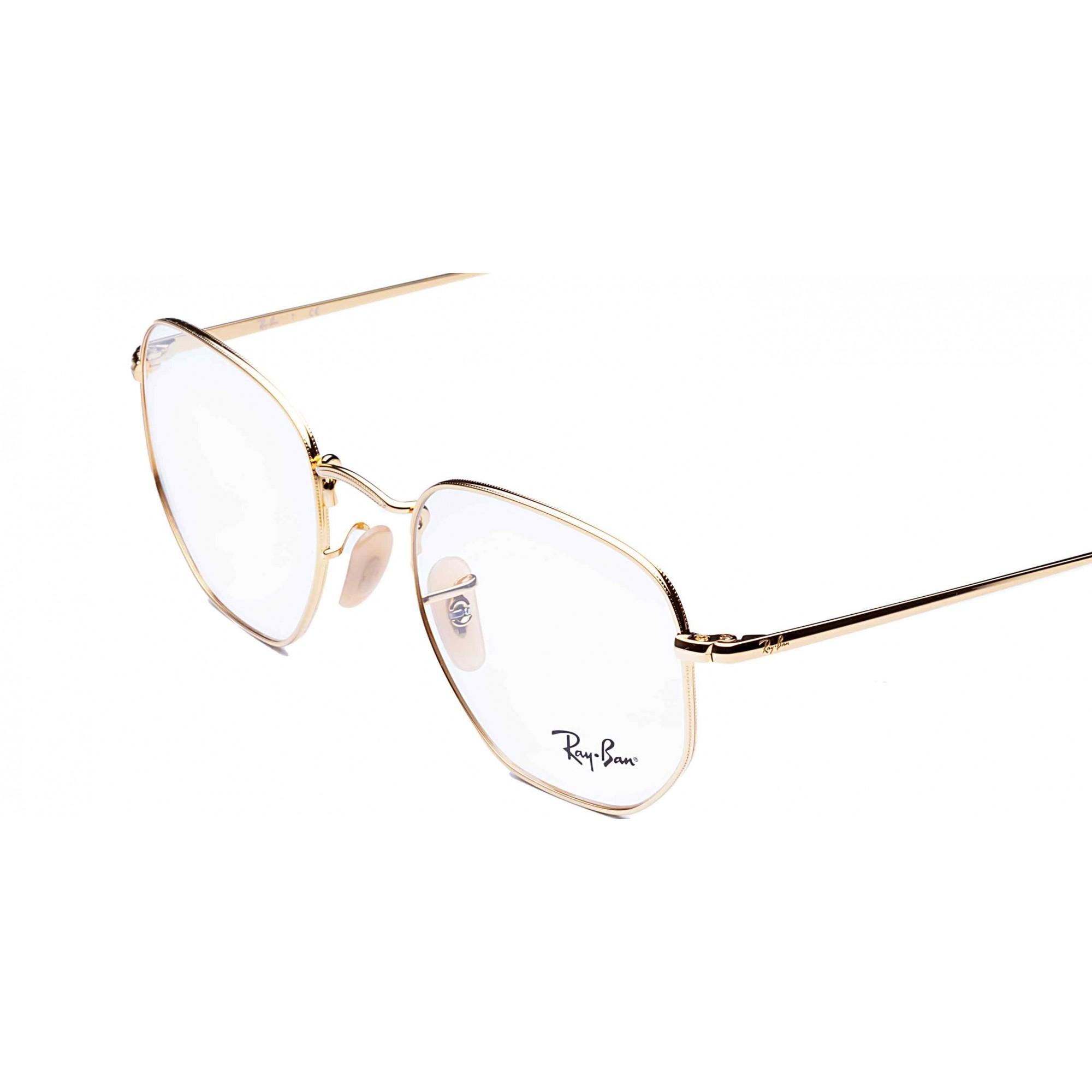 Óculos de Grau Hexagonal Optics Ray-Ban - Original