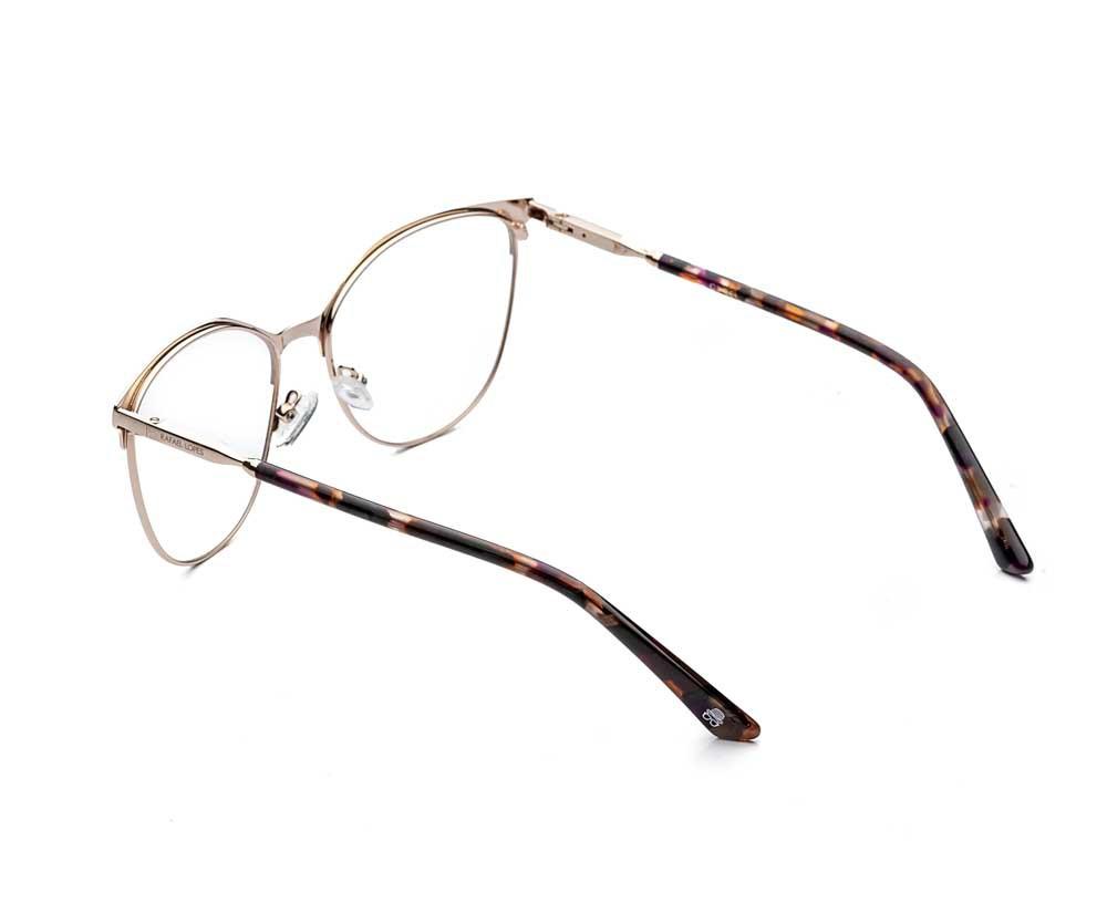 Óculos de Grau Iaci Rafael Lopes Bege