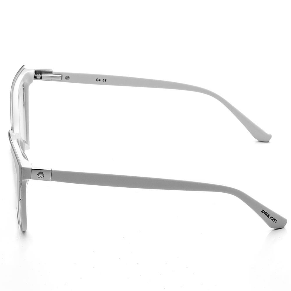 Óculos de Grau Lux Rafael Lopes