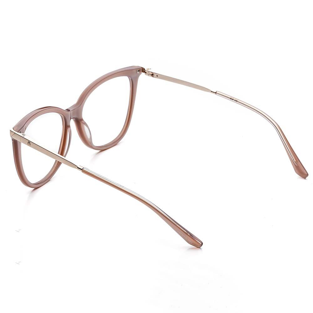 Óculos de Grau Marble Rafael Lopes Nude