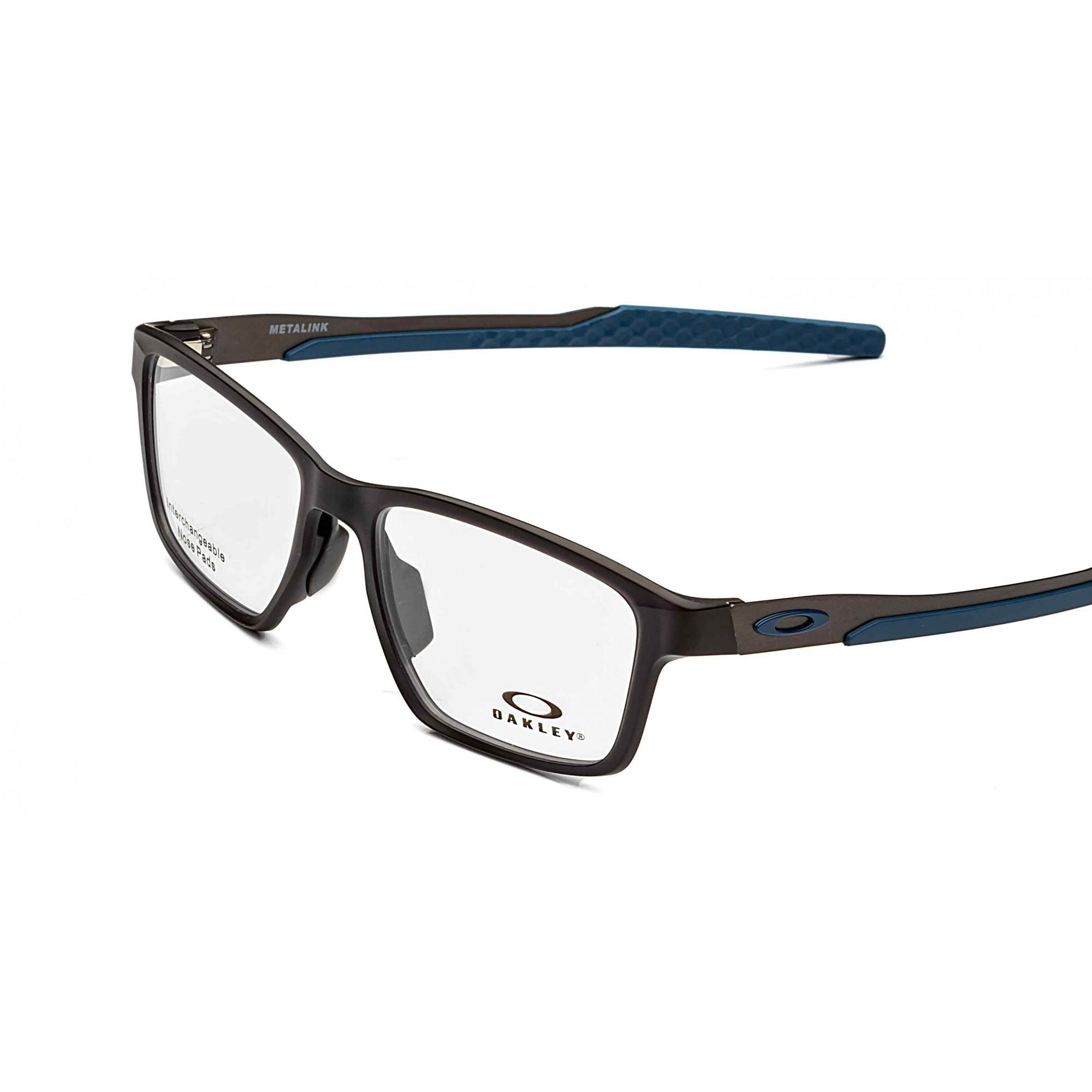 Óculos de Grau Metalink Oakley - Original