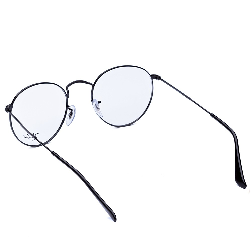 Óculos de Grau Round Metal Optics Ray-Ban - Original