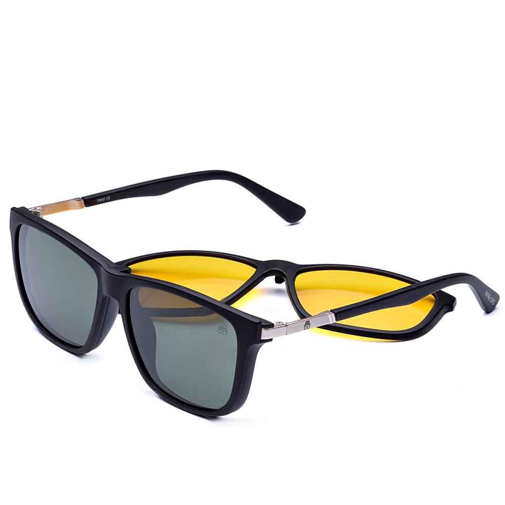 Tecnologic Clip On - Rafael Lopes Eyewear