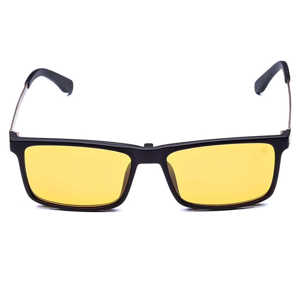 Óculos de Grau Tecnologic Metal Clip On Rafael Lopes