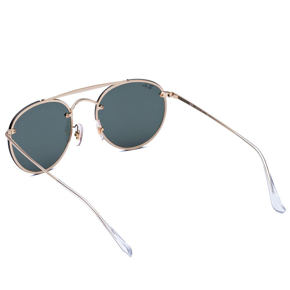 Óculos de Sol Blaze Round + Lente Solar com Grau