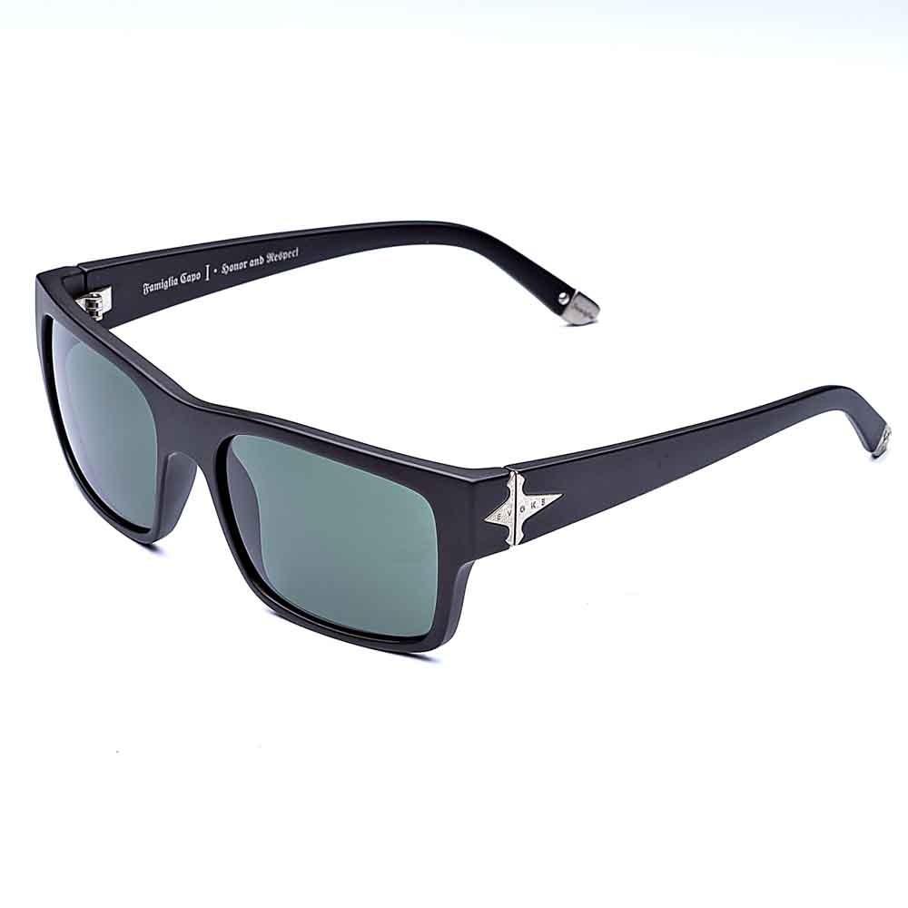 Óculos de Sol Capo I + Lente Solar com Grau