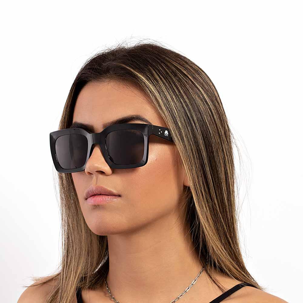 Óculos de Sol Chase + Lente Solar com Grau