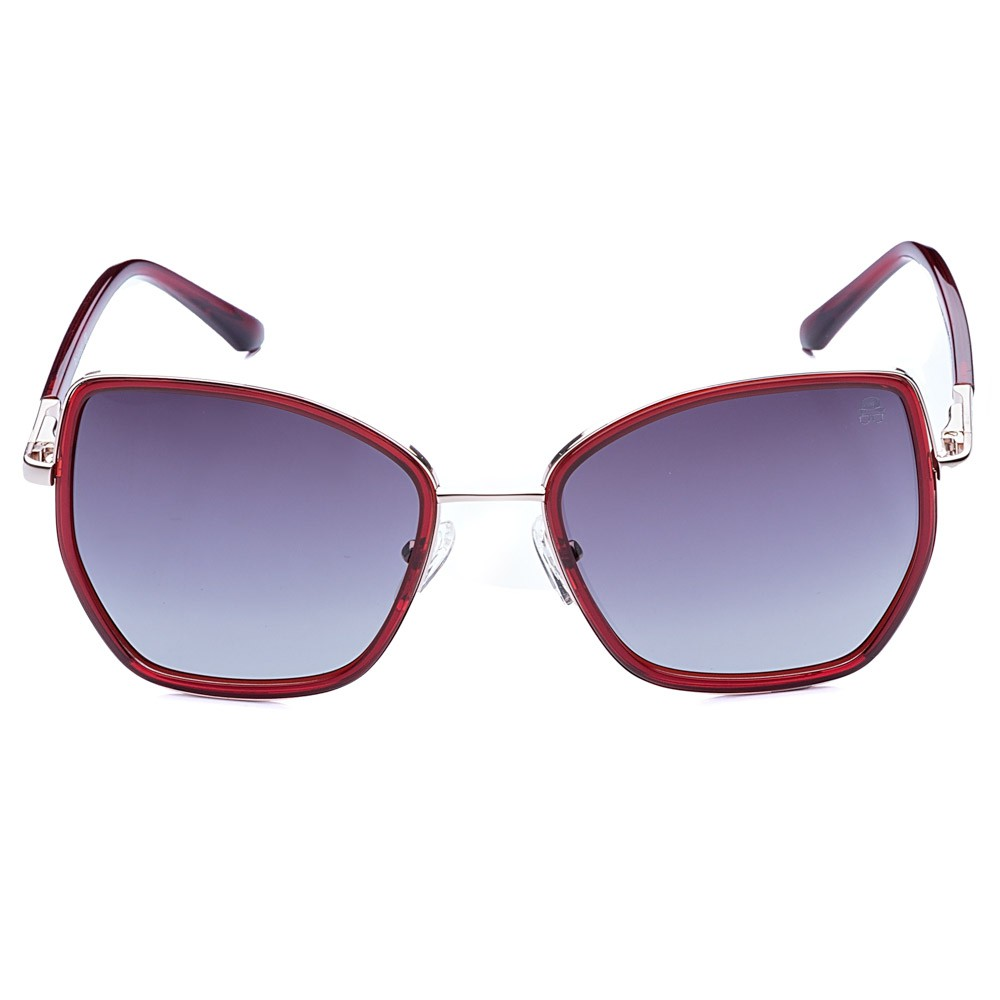 Óculos de Sol Clear + Lente Solar com Grau