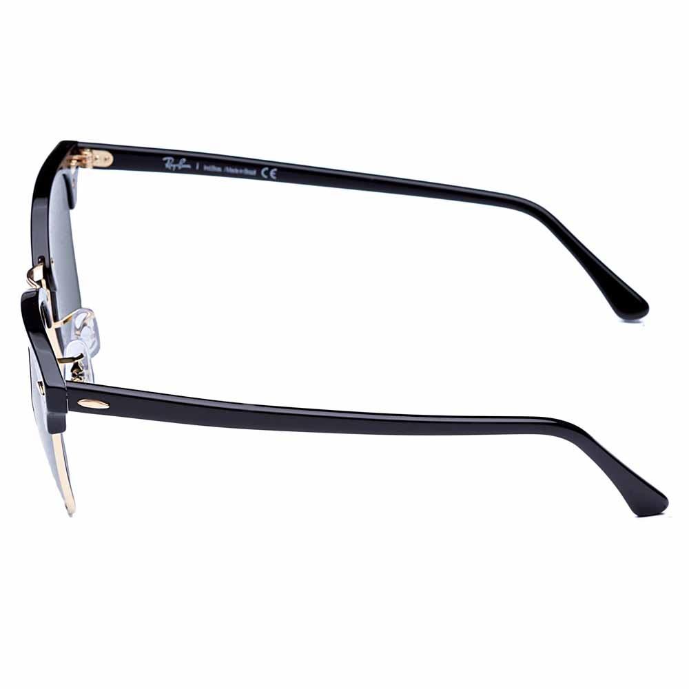 Óculos de Sol Clubmaster + Lente Solar com Grau