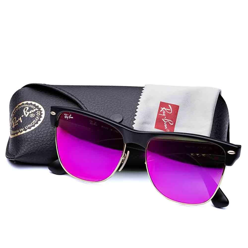 Óculos de Sol Clubmaster Oversized Ray-Ban - Original