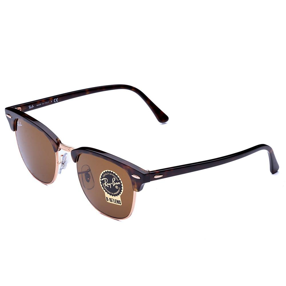 Óculos de Sol Clubmaster Ray-Ban