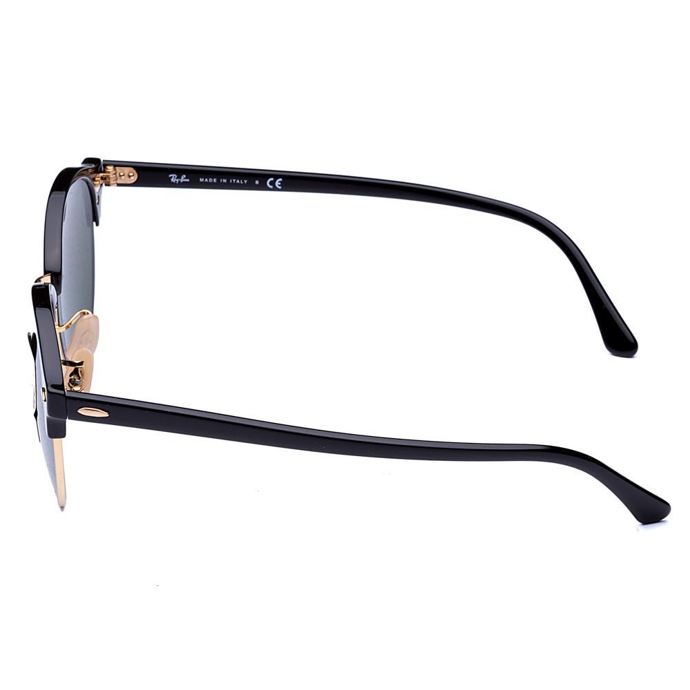 Óculos de Sol Clubround + Lente Solar com Grau