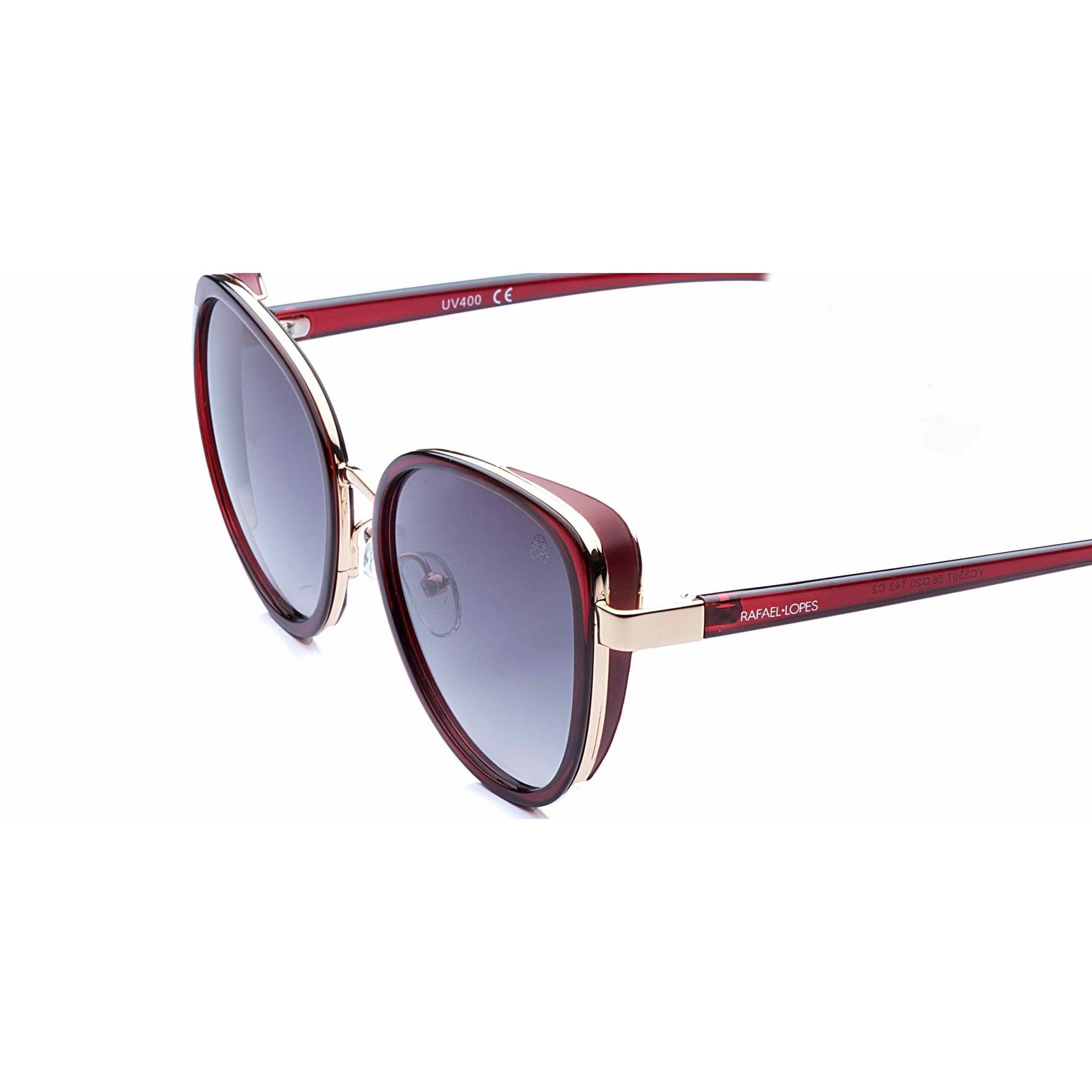 Óculos de Sol Donna + Lente Solar com Grau