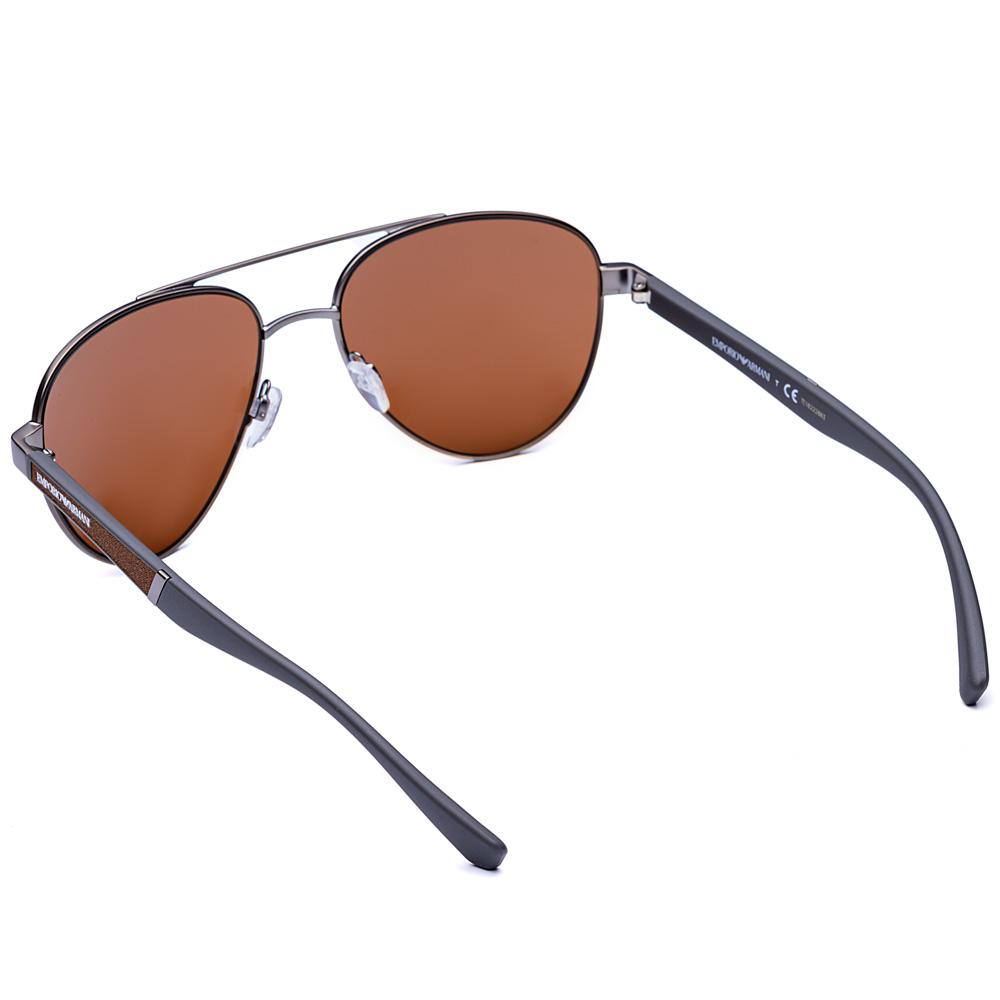 Óculos de Sol Emporio Armani EA 2105 3003/73-59 3N  - Original