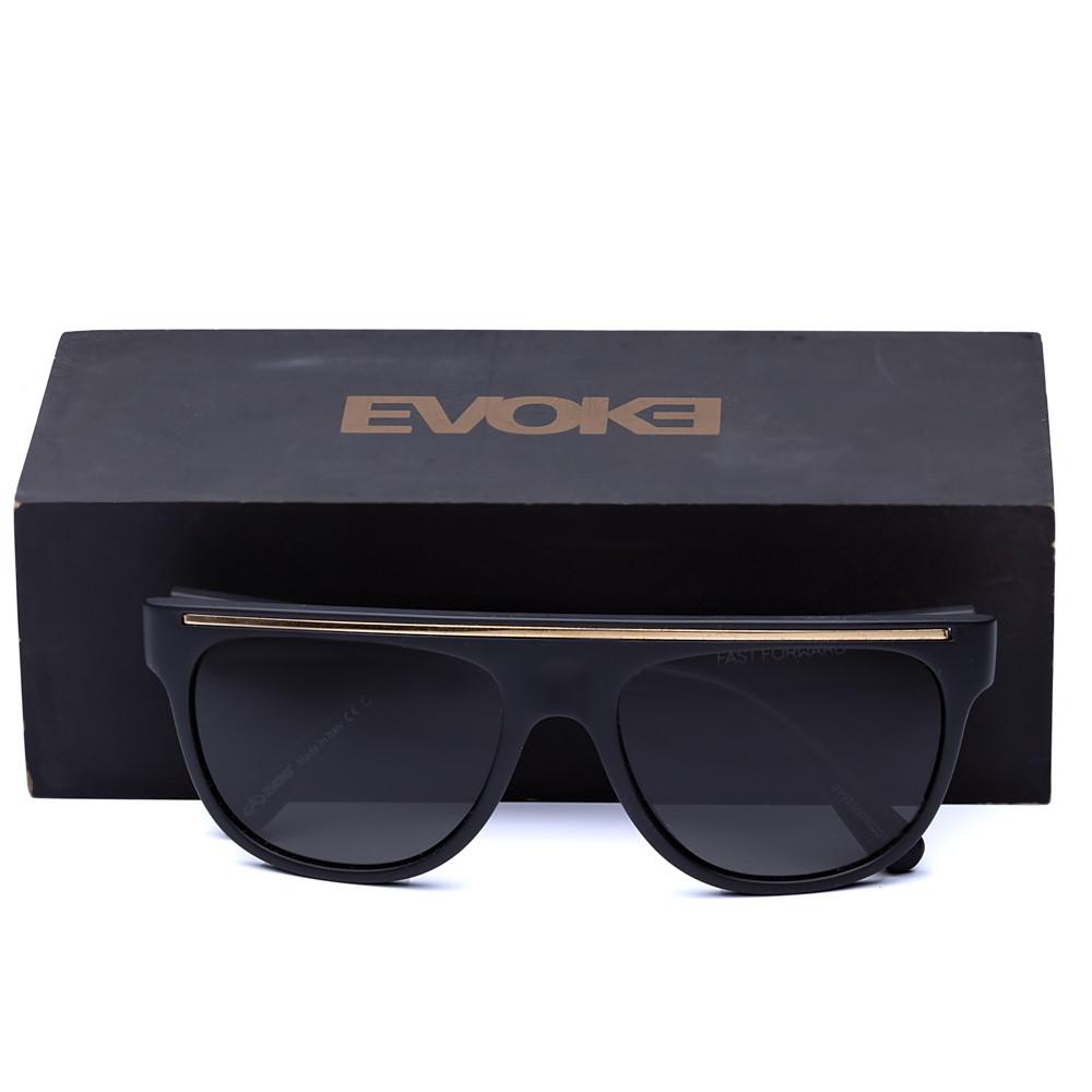 Óculos de Sol EVK07 + Lente Solar com Grau