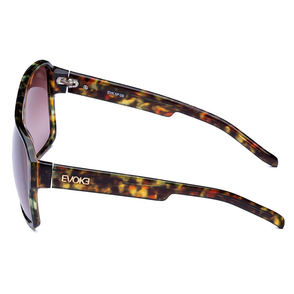 Óculos de Sol EVK09 + Lente Solar com Grau