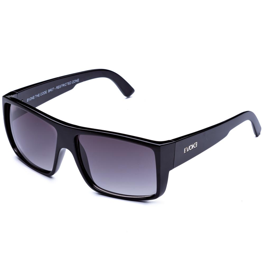Óculos de Sol EVOKE THE CODE BR07 BLACK SHIN - Original