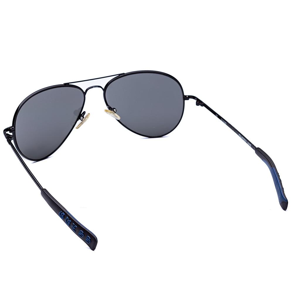 Óculos de Sol GUP1002 BLK + Lente Solar com Grau