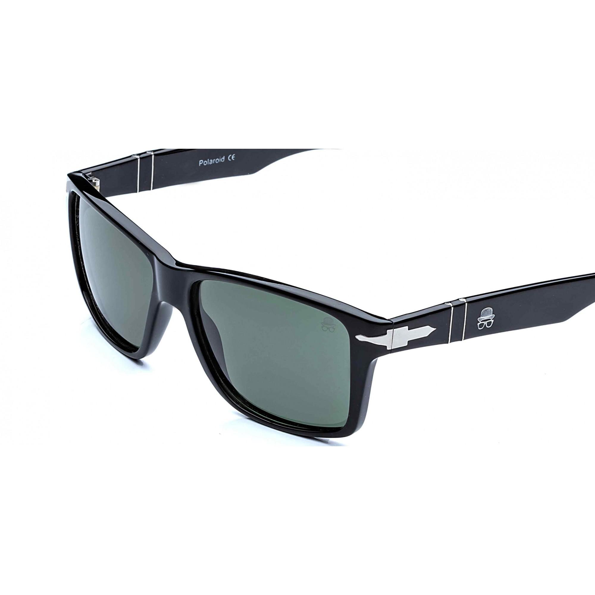 Óculos de Sol Hagnar + Lente Solar com Grau