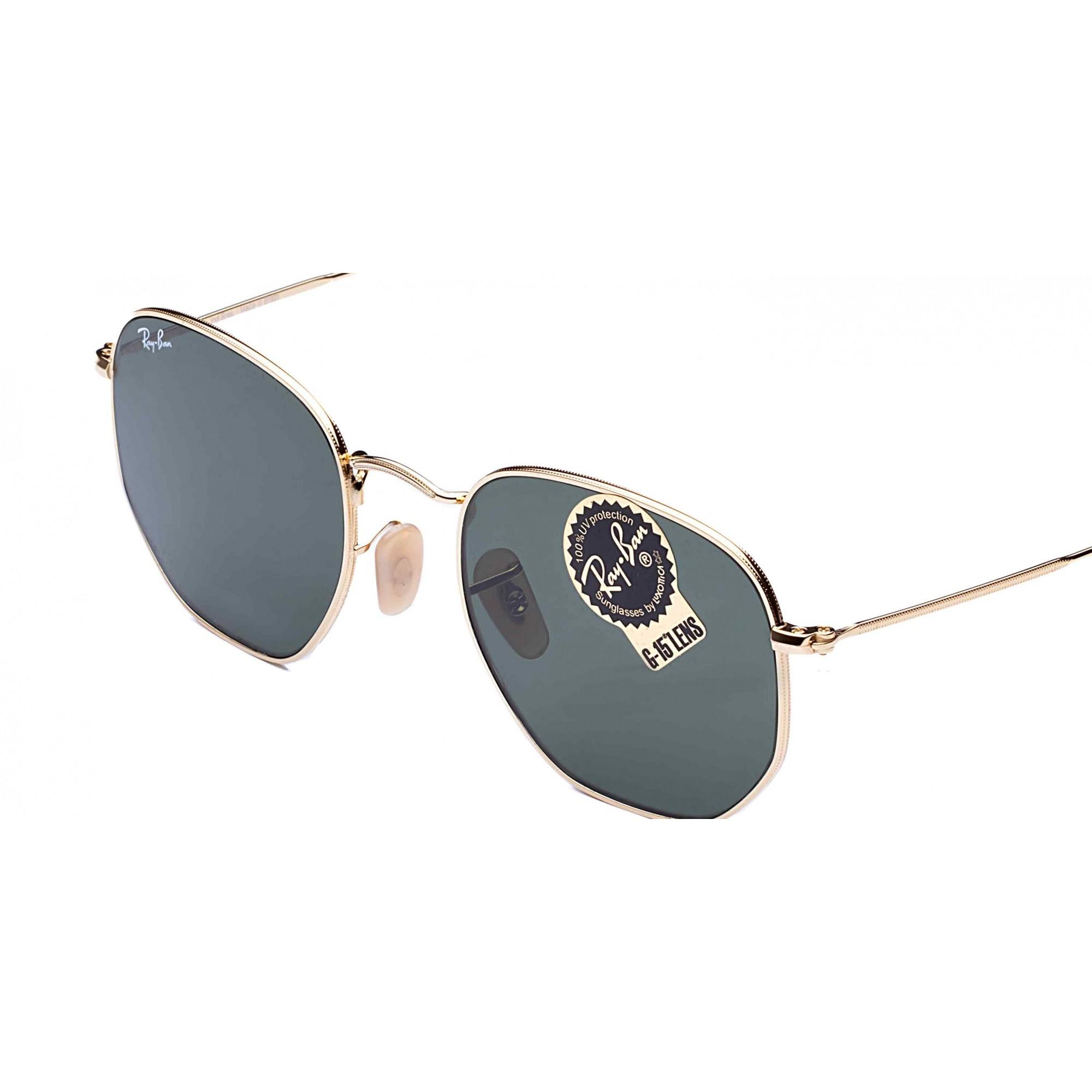 Óculos de Sol Hexagonal Ray-Ban