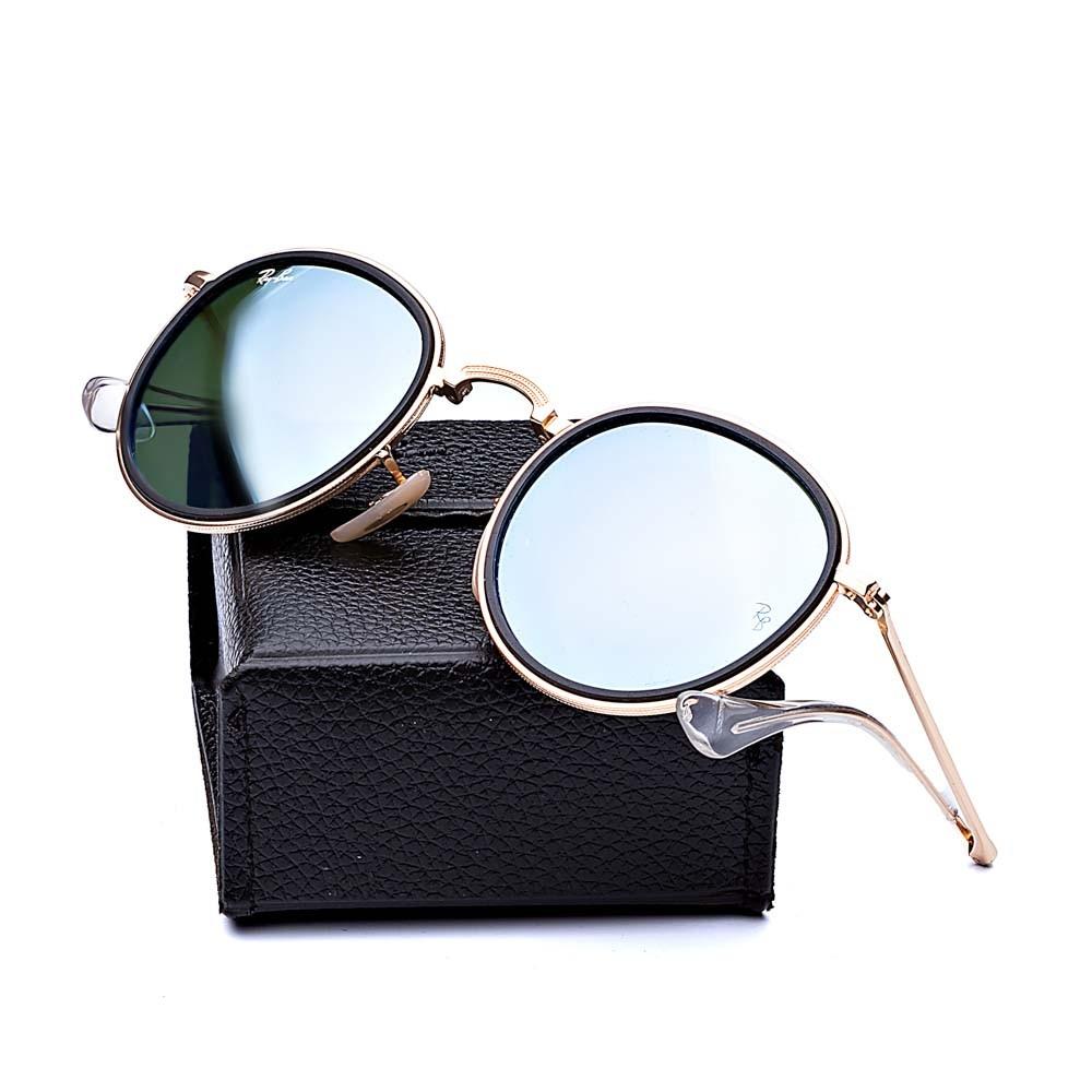 Óculos de Sol Round Folding Ray-Ban - Original