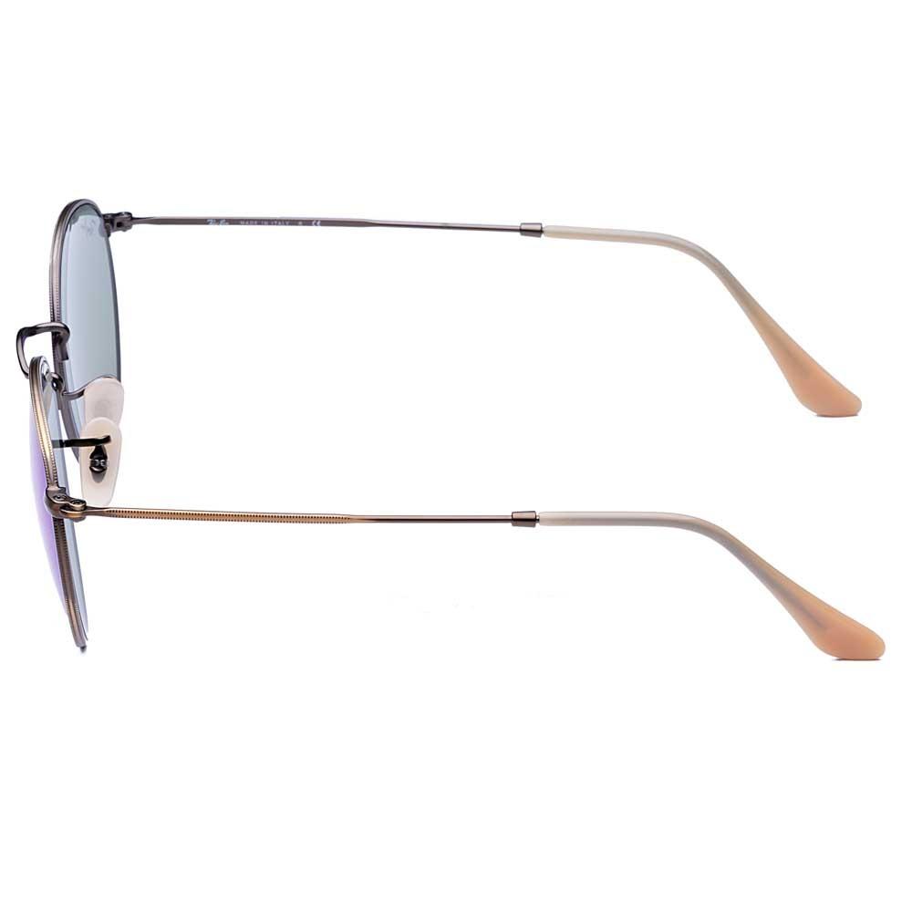 Óculos de Sol Round Metal Ray-Ban - Original