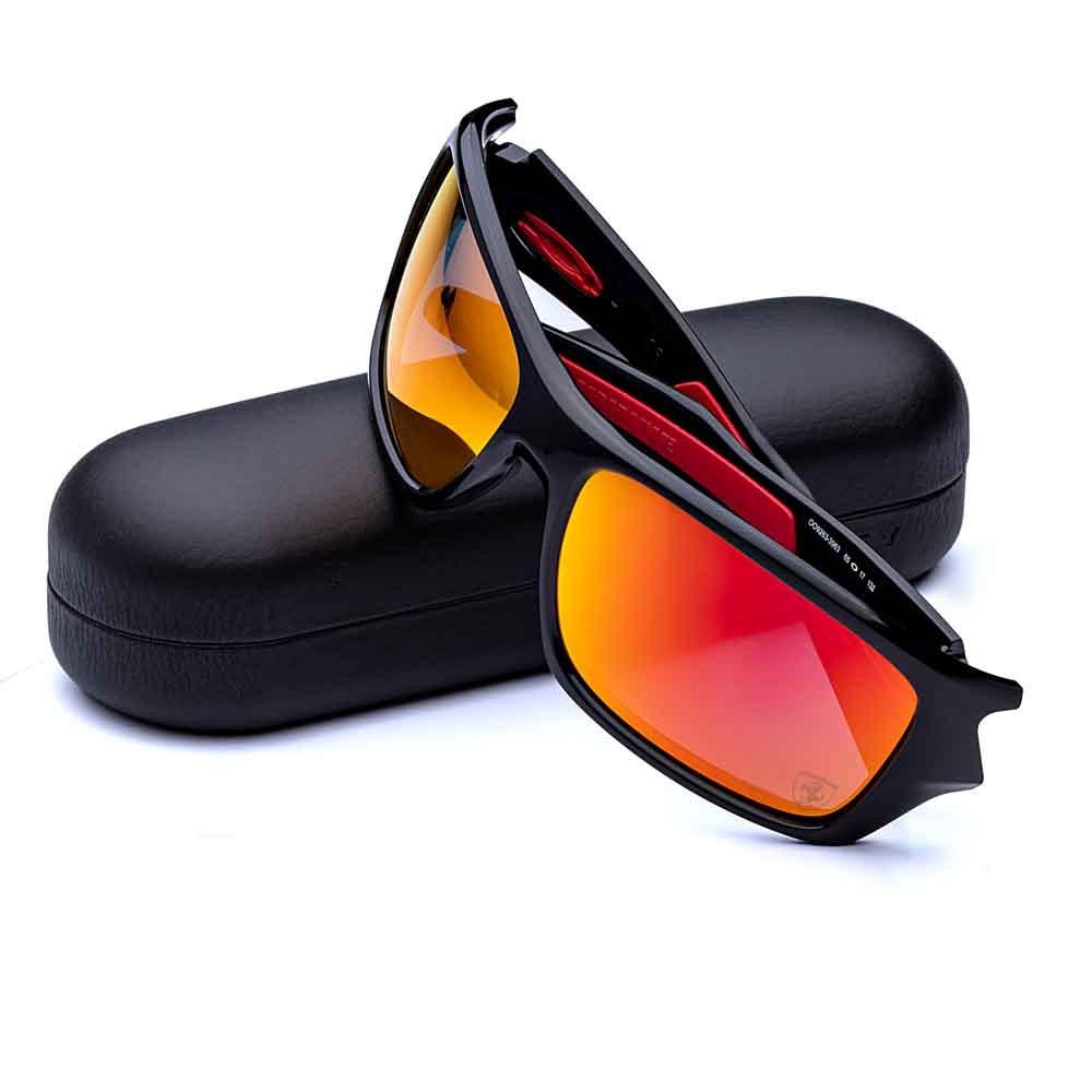 Óculos de Sol Turbine + Lente Solar com Grau
