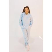 Conjunto Fairbanks Azul Candy (blusa, calça e short)