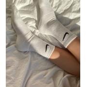 Meia Nike - Branca