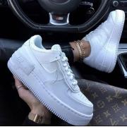 Nike Air Force - Branco